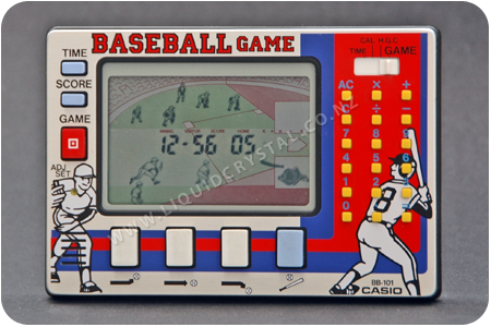 Casio BB-101 (Baseball)