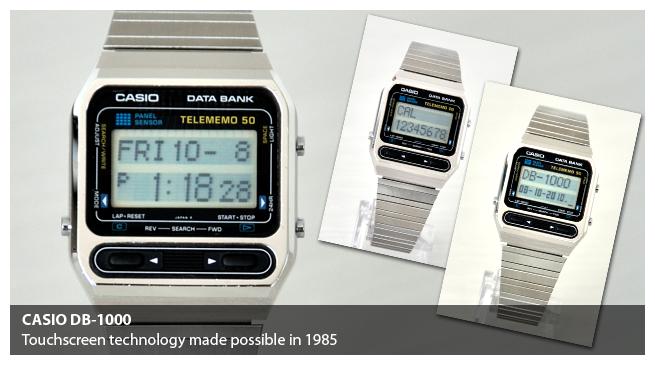 Casio DB-1000