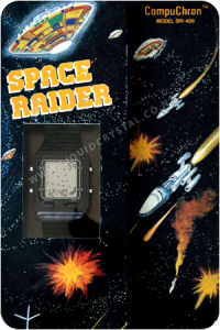 rare boxed compuchron space raider   great packaging helped to sell