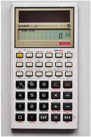 Casio FX-880