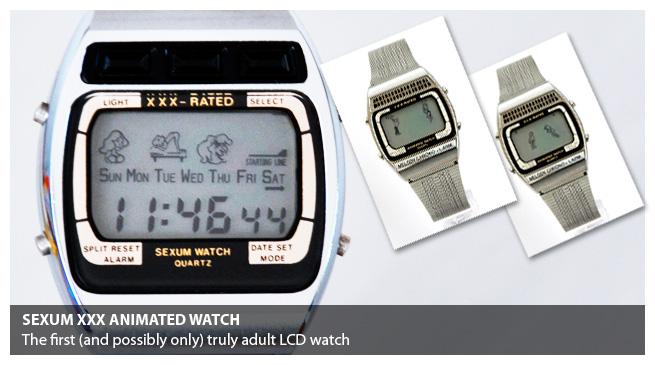Sexum XXX animated watch