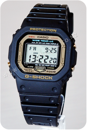 Casio G-Shock WW-5100C-9