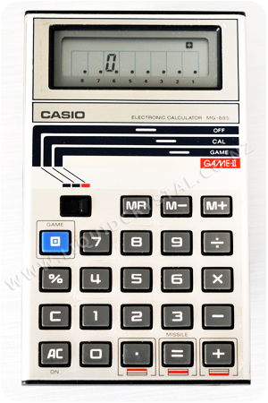 Casio MG-885
