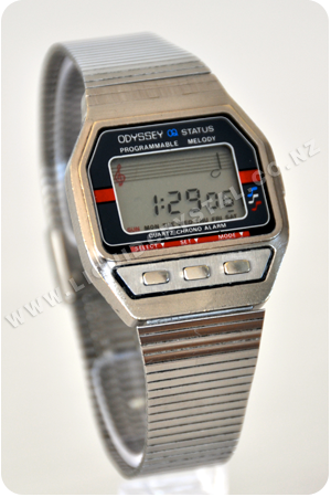 Odyssey Programmable Melody Watch