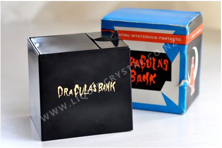 Dracula's bank