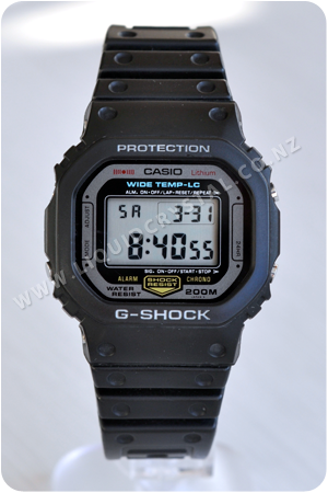 Casio G-Shock WW-5100C-1