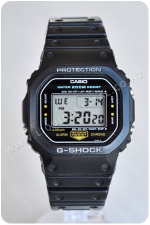 Casio DW-5200 Hero G-Shock