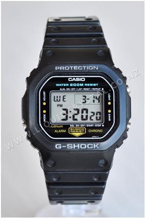 Casio DW-5200 Hero G-Shock