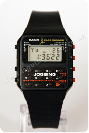 Casio J-100 Calculator Watch