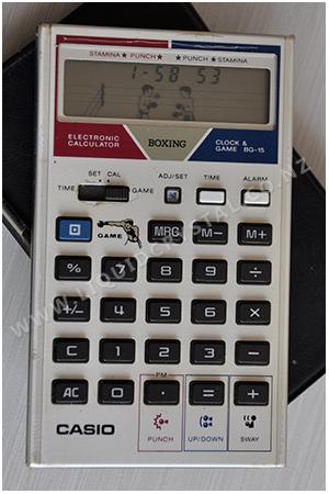 Casio BG-15