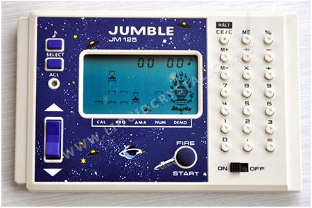 Jumble JM-125