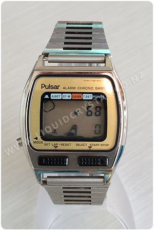 Pulsar Y765 game watch