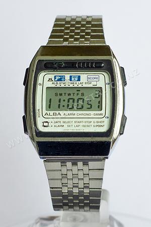 Alba Y760-5000 game watch