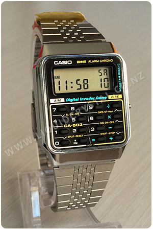 Casio CA-503 Digital Invader Game