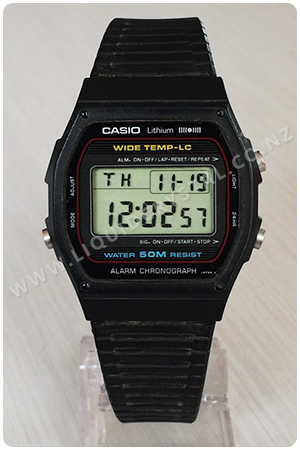 Casio WW-28 Wide Temp