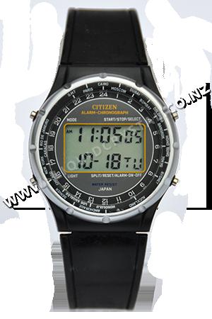 Citizen P-110 World Time