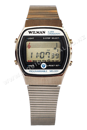 Wilman Programmable Melody Watch