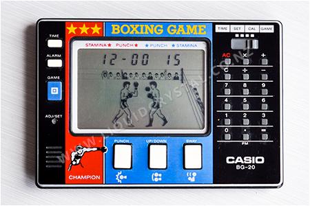 Casio BG-20