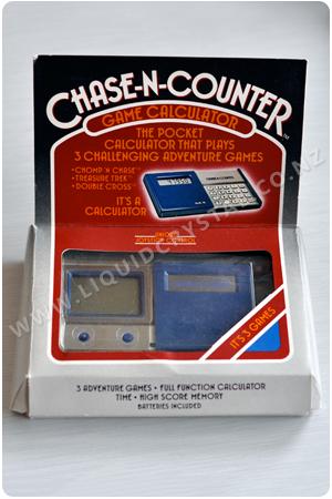 GCE Chase-N-Counter