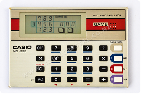 Casio MG-333