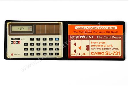 Casio SL-731