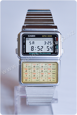 Casio CFX-400