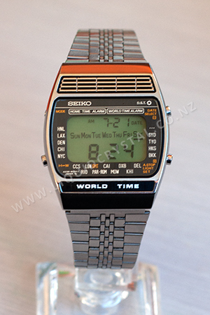 Seiko A239-5020 World Timer