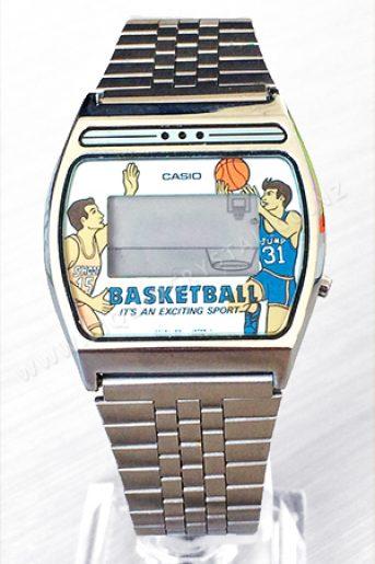 Casio GF-11 (basketball game)