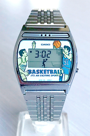 Casio GF-11 (basketball game)