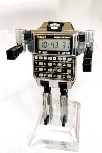 Takara Kaltor robot watch