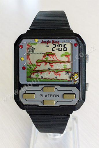 Platron Jungle Kong (Nelsonic) game watch