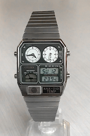 Citizen 8988 Ana-Digi-Temp