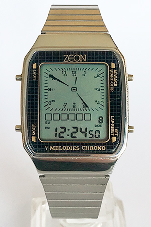 Zeon 7 Melodies Chrono