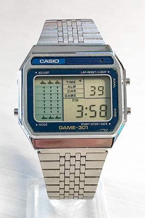 Casio Game GM-301