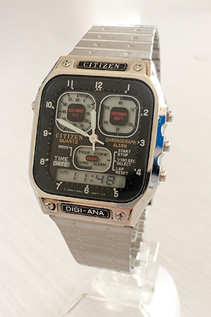 Citizen 8943 'The Robot'