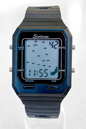 Sinitron Space Raider game watch