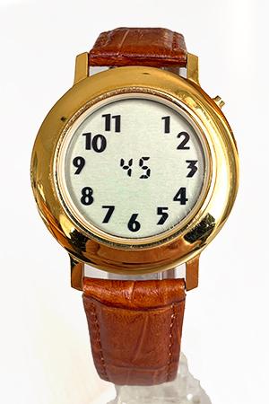 Grafix Cyberwear Numeral watch